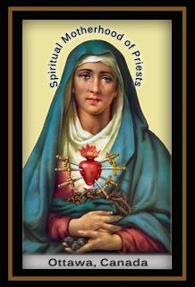 Spiritual Motherhood of Priests